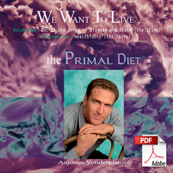 We want to live the primal diet pdf download wewant2live we want to live the primal diet pdf download malvernweather Image collections